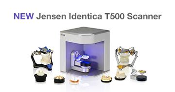 Jensen Identica T500 Scanner