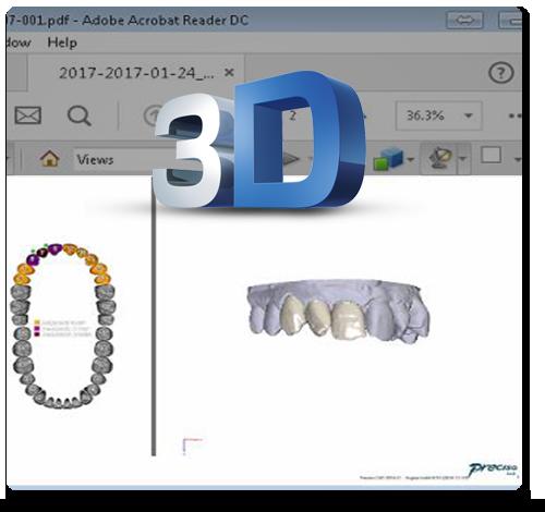 Create 3D PDF