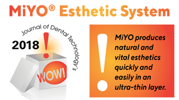 MiYO® Esthetic System Selected as a JDT WOW! Product!