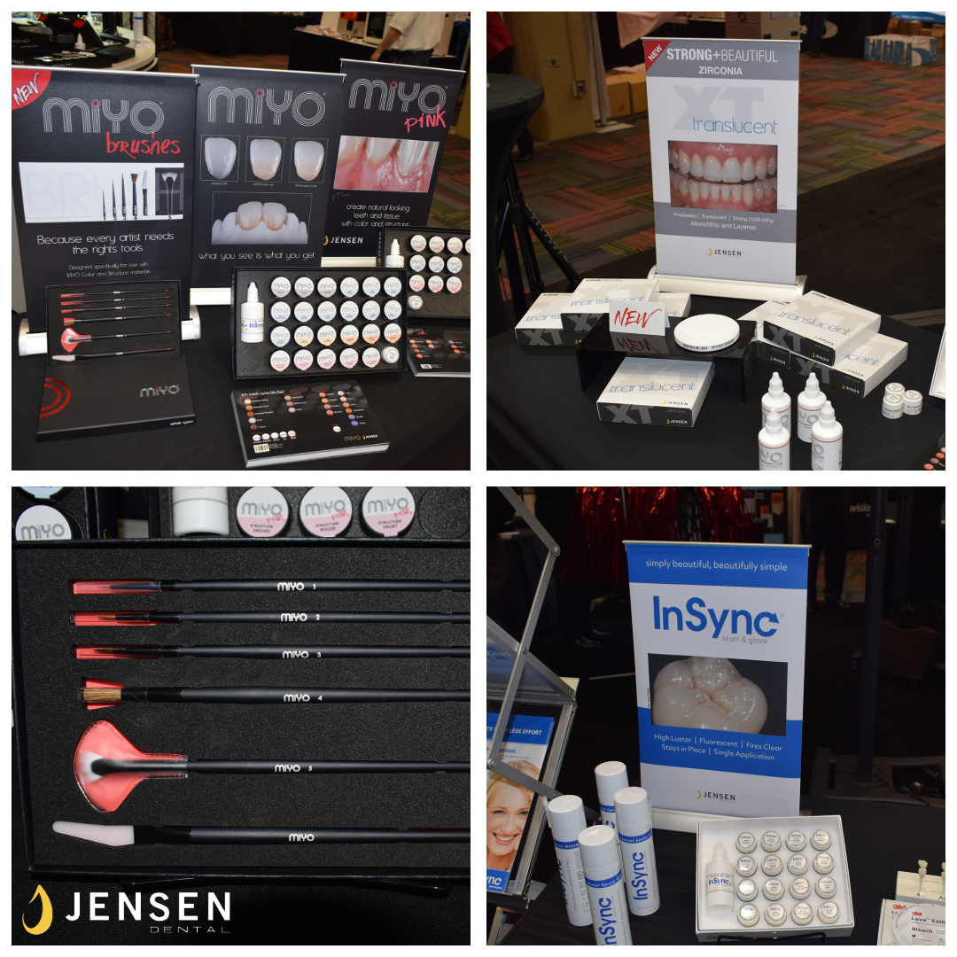 Lab Day Booth Products